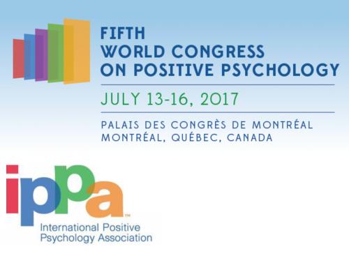 IPPA 2017  |  5º Congreso Internacional de Psicología Positiva