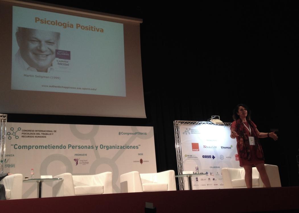 Gira WaNT 2016: Congreso Internacional de Psicología del Trabajo y Recursos Humanos en Madrid.